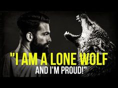 The hardest walk you can make is the walk you make alone, but that is the walk that makes you the strongest.That is the walk that builds your character the m. Motivation Youtube, Good Motivation, Wolf Poem, Lone Wolf Quotes, Baby Wolves, Red Wolves, Motivational Videos Youtube, A Lone, Wolf Life