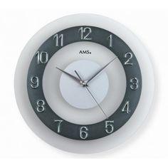 Nástenné hodiny 9355 AMS 30cm