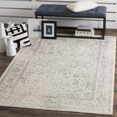 5x8 - 6x9 Rugs: Enhance your home's comfort level and protect your flooring with versatile 5x8 and 6x9 rugs. Free Shipping on orders over $45!