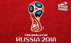 ¡REVELADO! Logo de la Copa Mundial de la FIFA Rusia 2018