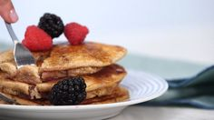 How to Make Stuffed Multigrain Pancakes | Your favorite breakfast just got a healthy makeover.