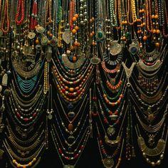 jewelry shopping at Istanbul bazaar-Turkey