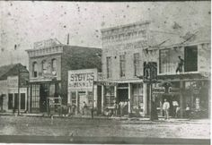 Fort Smith, Garrison Avenue, 1800s