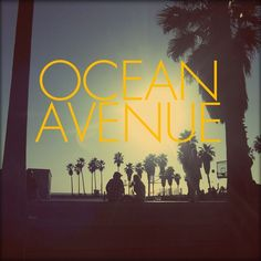 'Ocean Avenue' by mitch murder // #music #electronic #electro #synthwave #dreamwave #retrowave
