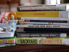 Five Great Books For Urban Homesteaders