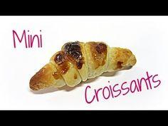 Cocina: Mini croissants Fácil (easy). - YouTube