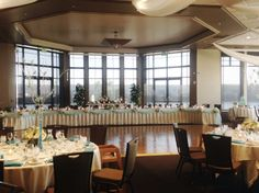 Reception at Stockton Golf and Country Club.