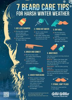 7 Simple Winter Beard Care and Maintenance Tips Beard beard grooming Beard Growth Tips, Beard Tips, Beard Maintenance, Beard Look, Beard Model, Beard Grooming, Guys Grooming, Awesome Beards, Hair