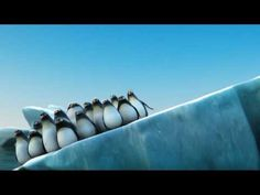 "Pinguins - A campaign for ""De Lijn"", the Flemish public transport company Eagles, Leader In Me, Funny Ads, School Videos, Social Thinking, Animation, Character Education, 7 Habits, Brain Breaks"