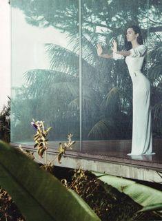 Megan Fox by Paola Kudacki | Harpers Bazaar UK