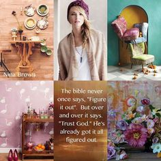 Trust God | Nina Brown