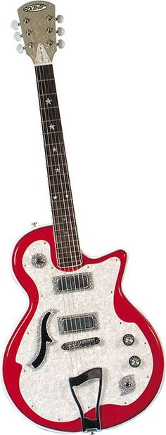 DiPinto Belvedere Deluxe Red Sparkle #LardysWishlists ~ https://www.pinterest.com/lardyfatboy/ ~