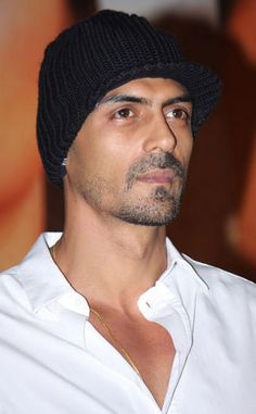 Arjun Rampal  Bollywood actor Arjun Rampal has us looking up flights to Mumbai this very moment. Are there any openings for extras in your next film?