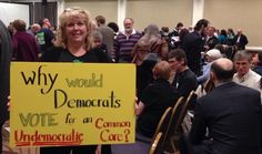 The Central Committee of the Washington State Democratic Party has passed a resolution that roundly condemns the Common Core standards. This is the first time a statewide Democratic Party committee has taken a public position against the Common Core, and it happened in the back yard of the Gates Foundation, which has provided the funding that made the national standards project possible.