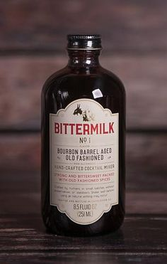 We've recreated this gentlemen's cocktail by using classic bittering agents like gentian root and cinchona bark along with burnt sugar, spices and a bit of orange peel. Aged in Willett Bourbon barrels