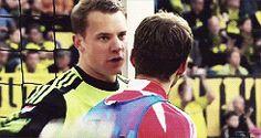 Manuel and Thomas