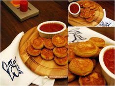 Ricette di cucina - Le ricette di Verzamonamour.com: Polpettine di ceci con ketchup homemade!