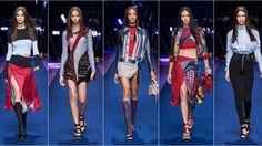Milan Fashion Week: Versace Spring/Summer 2017 Runway Show