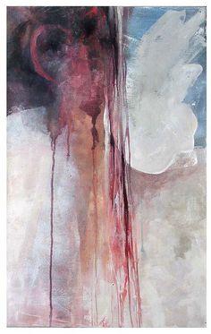 Lisie De Lucca. Acrylics, 56x86cm.