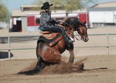 Baby Git Er Dun Pole Bending, Man On Horse, Reining Horses, Nike Quotes, Nike Pro Spandex, Western Riding, Animal Science, Bull Riding, Runners World