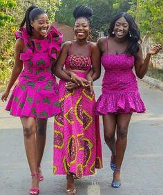 38 Gorgeous Ankara Styles For Pretty Women - African Print Designs 2020 African Print Skirt, African Print Dresses, African Fashion Dresses, African Fabric, African Dress, Ankara Fashion, African Prints, African Outfits, African American Fashion