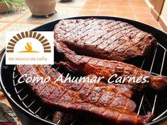 Como Ahumar Carnes. - YouTube Carne Asada, Barbacoa, Steak, Experiment, Instagram, Fondue, Recipes, Youtube, Cooking Recipes