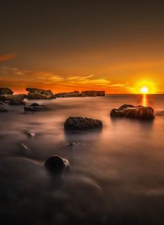 sunset power ~ Italy by enrico barletta on 500px