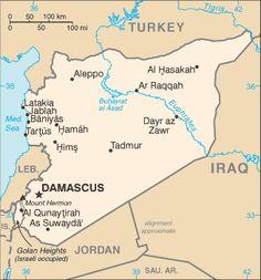 A brief history of Syria