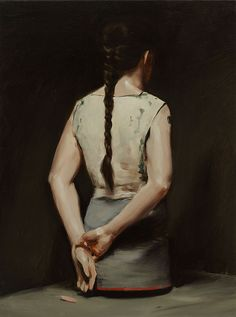 Michaël Borremans / The Automat (I) / 2008