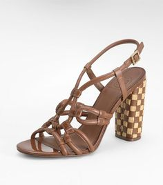 quirky casual- tb layce sandal