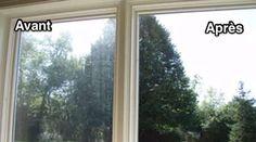 Le printemps est maintenant bien installé et le soleil brille enfin. Je regarde par la fenêtre et là, c'est l'horreur ! Que font toutes ces traces sur mes carreaux ? Pas de panique, je conna...