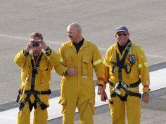 NASA Firefighters