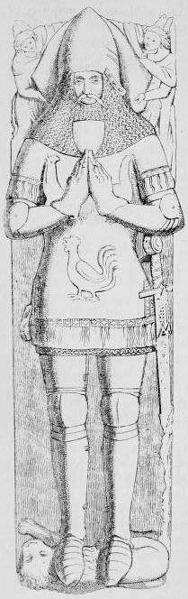 Sir Edmund Cockayne (1403) Angleterre