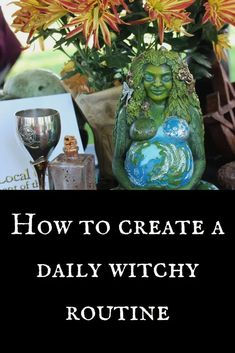 Witchcraft Books, Green Witchcraft, Wiccan Spells, Wiccan Witch, Jar Spells, Luck Spells, Wiccan Magic, Routine, Witchcraft For Beginners