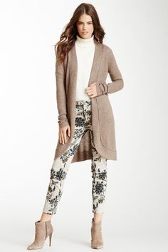 Open Front Cashmere Cardigan - Philosophy