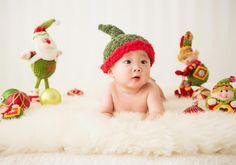 53 fotos de bebês e crianças que vão encher seu Natal de fofura