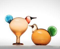 iittala ARABIA glass | Finnish glass  Oiva Toikka | Pinterest ...