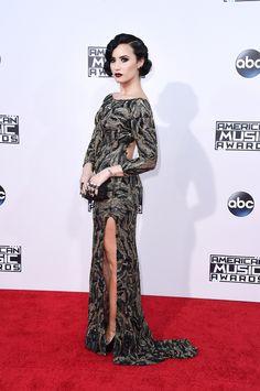 Demi Lovato aux American Music Awards 2015