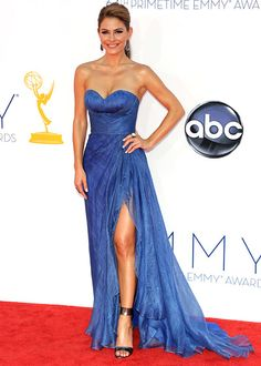 2012 Emmys: What the Stars Wore!: Maria Menounos