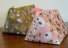 Weekend Doings: Small Sewing Projects