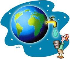 22 de Marzo - Día Mundial del Agua / World Water Day - March 22