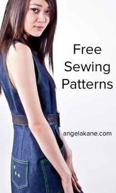 Love the Angela Kane website - she is a REAL sewing expert.  Fabulous videos and patterns, many of which are free.  Excellent value subscription too.