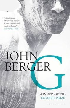 'G' / John Berger: Book / Brands like us*