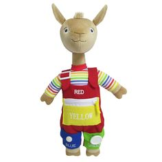Llama Llama - Learn to Dress Stuffed Plush Doll - Educational Toy for Toddlers -- Learn more by visiting the image link. (This is an affiliate link) Toddler Learning, Learning Toys, Toddler Preschool, Early Learning, Toddler Toys, Baby Toys, Llama Llama Red Pajama, Fine Motor Skills Development, Educational Toys For Toddlers