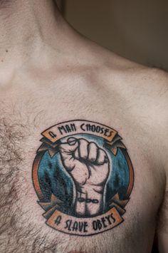 Bioshock Tattoo by Massimo Cressano, via Behance