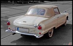 Auto Union 1000 Sp roadster, 1964