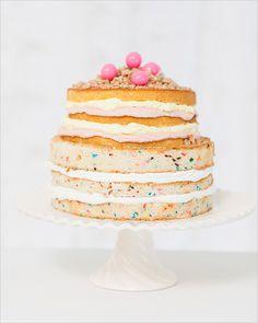Non stuffy cake!