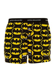 superhero Mens Batman Boxer Short from Peter Alexander Im Batman, Batman Stuff, New Bat, Batman Outfits, Christmas Pajamas, Men Online, Pajama Shorts, Underwear, Superhero