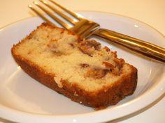 Fresh Fig Pound Cake