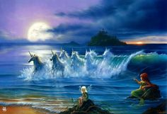 Jim Warren - Horses - They only come out at night